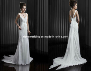 New Arrival Wedding Dress (WDEI-1301)