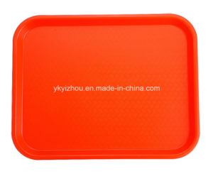 Plastic Fast Food Tray for School or Restaurant pictures & photos
