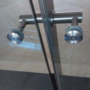 High Quality New Design Stainless Steel Tempered Glass Handrail K10002 pictures & photos
