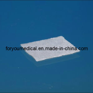 Surgical CMC Soluble Hemostatic Wound Gauze pictures & photos
