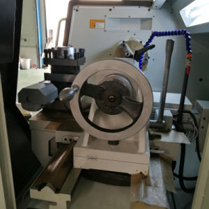 Heavy Duty Metal CNC Turret Turning Lathe Machine Ck6150t pictures & photos
