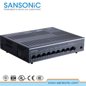 60W 6 Channel Mixer Amplifier (PAB60)