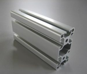 PVDF Sprayed Aluminium Framework Aluminum Profile Extrusion pictures & photos