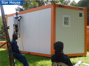 Prefabricated Container Lavatory pictures & photos