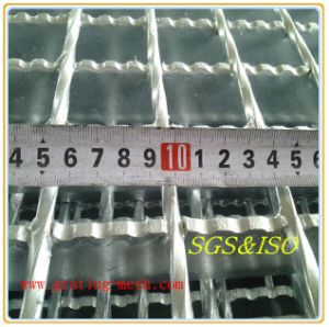 Marine Galvanized Steel Bar Grating