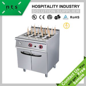 Electric Noodle Cooker with Cabinet for Hotel & Restaurant & Catering Kitchen Equipment pictures & photos