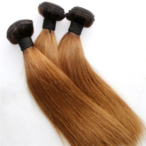 100% Vietnamese Remy Hair Weave Two Tone Human Hair pictures & photos