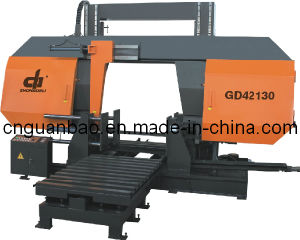 Double Column Band Saw Gantry Gd42130 pictures & photos