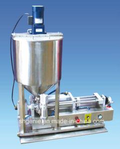 Jsl Semi-Automatic Piston Paste Filling Machine (purely penumatic)