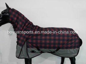 Breathable Waterproof Ripstop Winter Horse Rug/Blanket pictures & photos