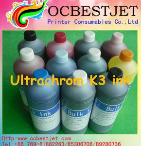Pigment Ink Compatible for Epson Inkjet Printer, Ultrachrom K3 Vivid Ink