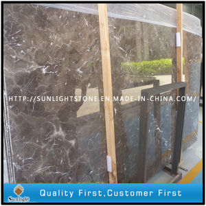Cheap Chinese Brown Stone Emperador Dark Marble Slabs for Tiles pictures & photos