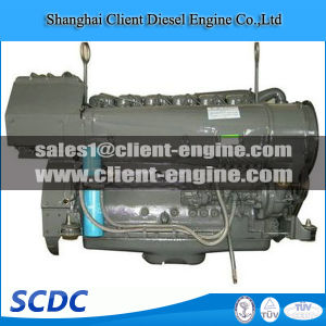 High Quality Air-Cooling Engine Deutz F6l912t Diesel Engines pictures & photos