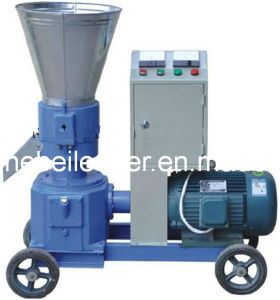 Flat Die Animal Feed Pellet Machine with CE Approved (KP25) pictures & photos