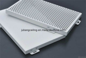 Aluminum Facade Panels for Curtain Wall