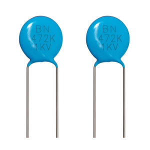 Bulk or Taping High Voltage Ceramic Capacitor