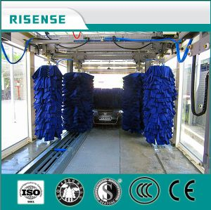 Risense Tunnel Car Washer pictures & photos