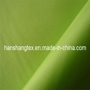 300T Polyester Pongee with bright PU (HS-C2050)