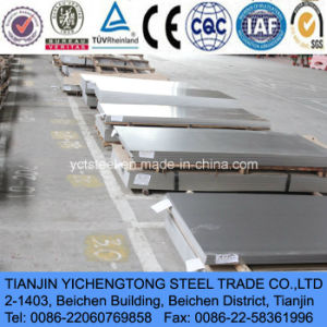 Cold Rolled 2b Stainless Steel Sheet pictures & photos