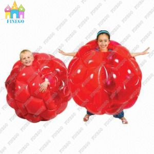 Popular Sports Game Inflatable Belly Bumper Ball pictures & photos
