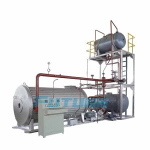 Natural Gas 700kw Thermal Oil Boiler pictures & photos