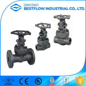 Forged Carbon Steel Flange Gate Valves pictures & photos