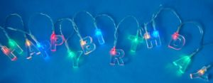 Chain Light with LED Christmas Decoration Light pictures & photos