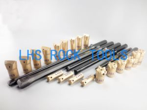 Tapered Rock Drilling Tools pictures & photos