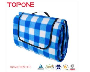 Cheap Practical Portable Folding Custom Waterproof Picnic Blanket pictures & photos
