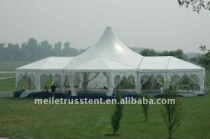 Permanent Event Party Marquee Clear Span Customize Wedding Tent pictures & photos