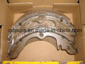 F326 Front Durable and Low Noise Auto Brake Shoe (PJABS014) pictures & photos