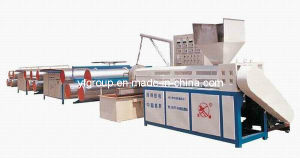 Plastic Tape Drawing Machine for PP Woven Fabric (SJ-FS135/1600B) pictures & photos