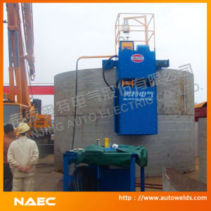 Auto Automatic LNG Tank Girth Welding Machine for LNG Tank pictures & photos