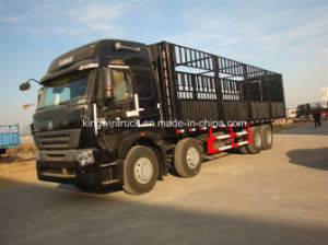 China HOWO Brand 50 Tons Cargo Truck pictures & photos