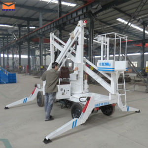 Best Solution Aerial Man Work Lift for Repair pictures & photos