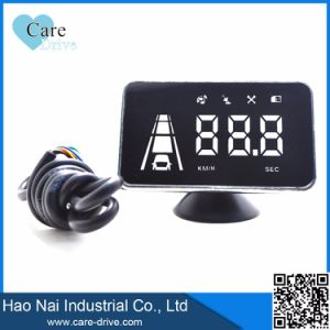 Anti Collision Lane Departure Warning System with Speed Warning Alarm for Car pictures & photos