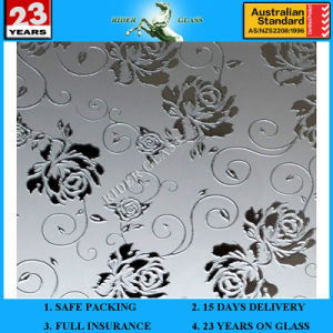 3-6mm Am-68 Decorative Acid Etched Frosted Art Architectural Mirror pictures & photos