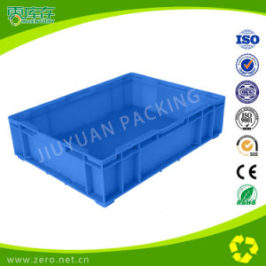 Industrial-Strength Plastic Moving Boxes for Auto Accessory