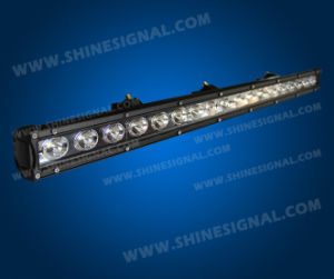 5W CREE LED Single Row Light Bar pictures & photos