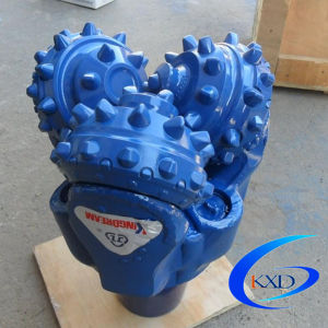 "API 9 7/8"" TCI Tricone Rock Bit for Water Well pictures & photos"