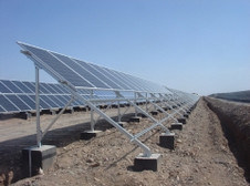 Pile-Ground Mount Solar Energy Support System pictures & photos