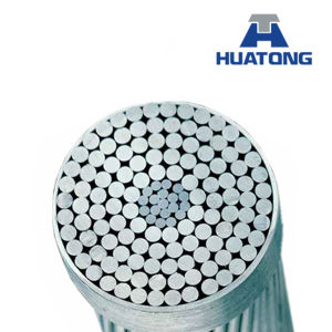 Bare Conductor ACSR Cable with ASTM B 232 From China Huatong Supplier pictures & photos