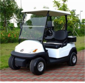 2 Seaters Battery Powered Golf Carts