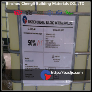 55% High Slump Less Bleeding Concrete Admixture Superplasticizer pictures & photos