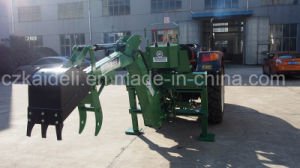 CE Approved Side-Shift Hydraulic Backhoe for Farm Tractor pictures & photos