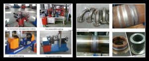Welding Chuck Kda-600 for Welding Positioner′s Clamping pictures & photos