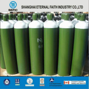 ISO267I High Pressure Seamless Steel Medical Oxygen Gas Cylinder pictures & photos