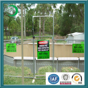 Galvanized Temp Fence (xy-T21) pictures & photos