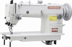 up & Bottom Feed Lockstitch Sewing Machine (FF0398)