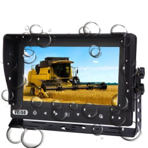 7 Inches TFT-LCD Monitor for Bus/Truck/Trailer/Van/RV/Crane/Caravan pictures & photos